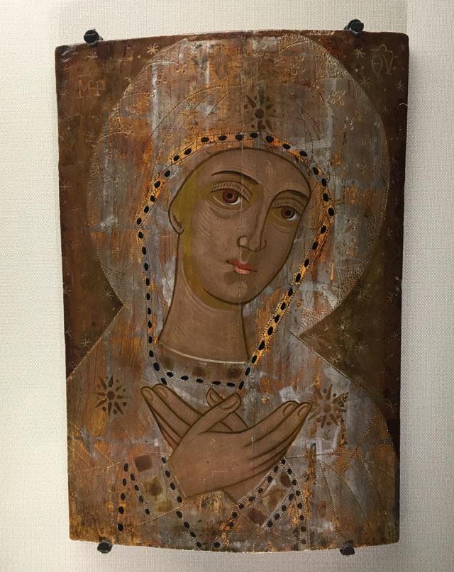 Il Museo Nazionale di Ravenna ha un'importante collezione di icone