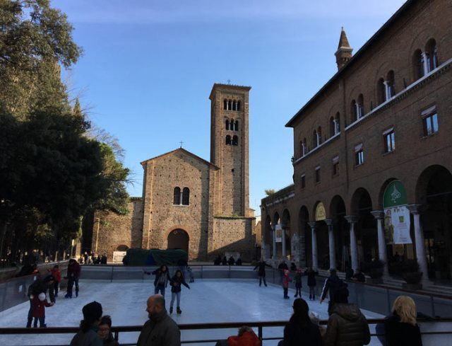 Ravenna è una meta perfetta per le vacanze di Natale