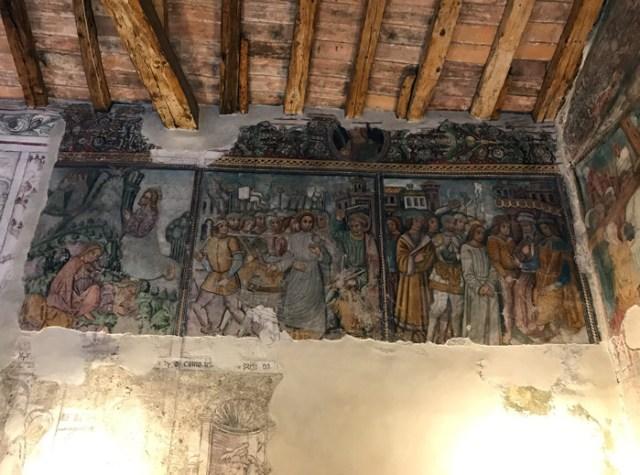 Il monastero di San Pietro in Lamosa è gioiello d'arte del Lago d'Iseo