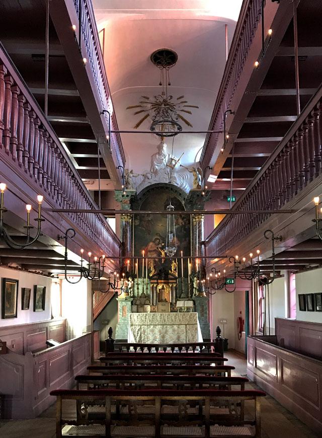 La Chiesa di Nostro Signore nel sottotetto è uno dei musei più incredibili di Amsterdam