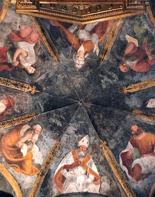 Il monastero di San Pietro in Lamosa è un tesoro d'arte del Lago d'Iseo