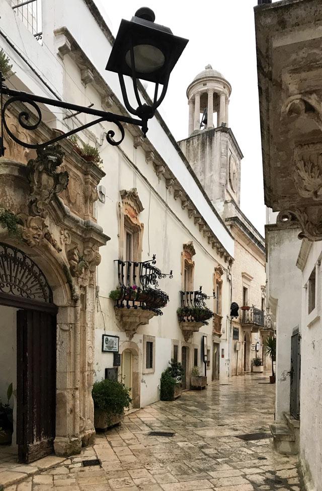 Locorotondo è meritatamente uno dei borghi più belli d'Italia della Puglia