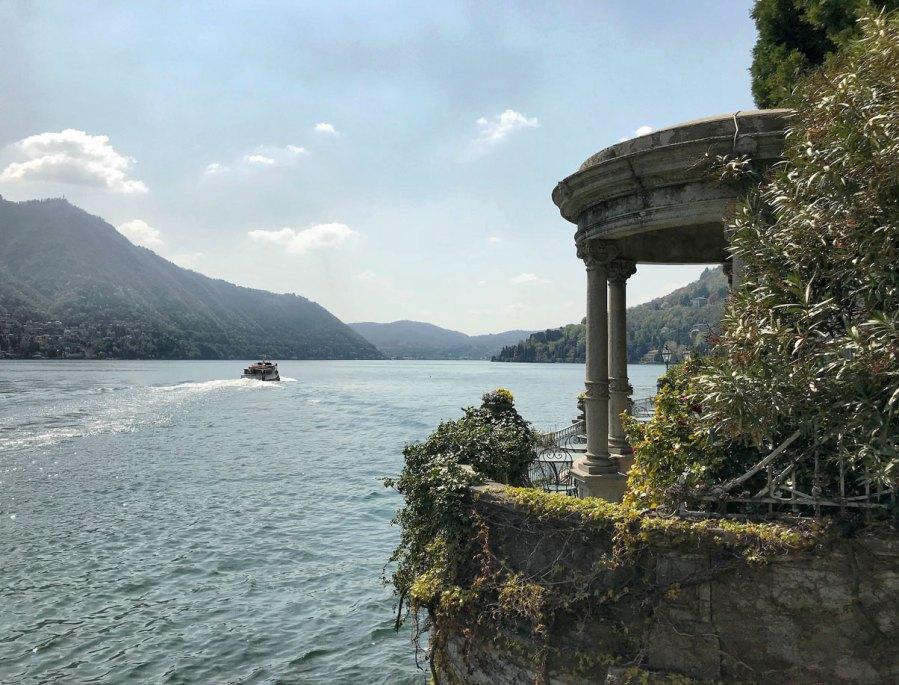 Primo Bacino del Lago di Como