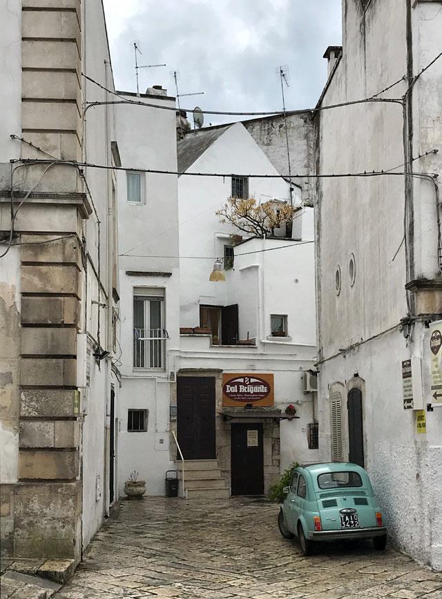 Martina Franca è uno dei paesi più belli della Puglia e della Valle d'Itria