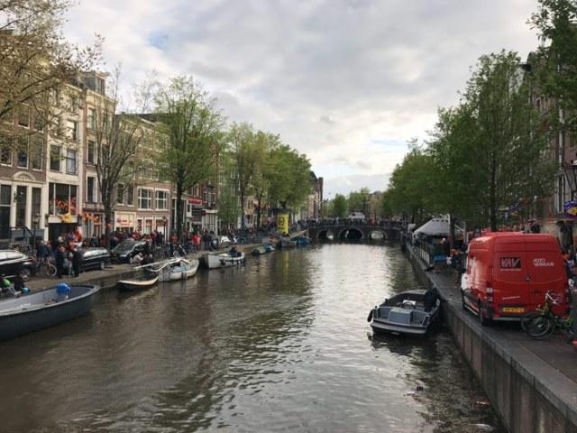 Dove godersi il King's Day a Amsterdam? Nel Jordaan con dj e feste all'aperto
