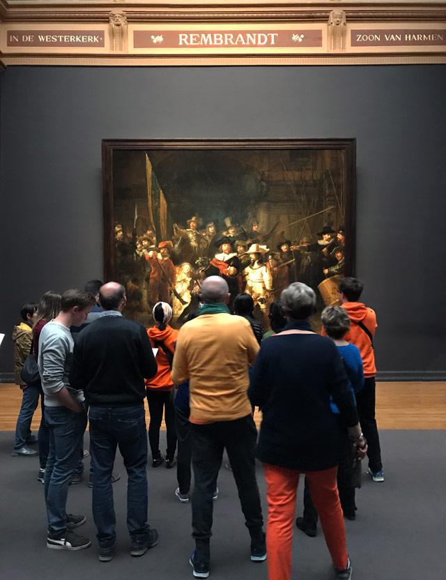 Il Giorno del Re a Amsterdam rimangono aperti solo i musei principali come il Rijksmuseum