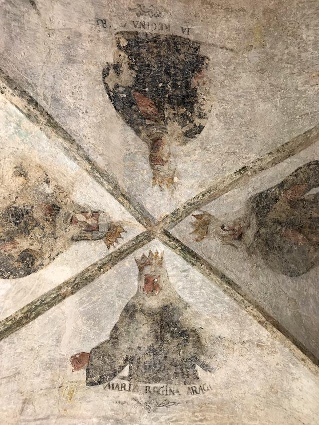L'ex convento di San Francesco a Gargnano è una gemma del Lago di Garda