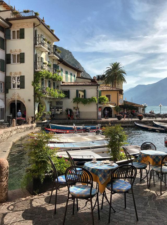 Cosa vedere sul Lago di Garda? Limone sul Garda e il suo grazioso porto