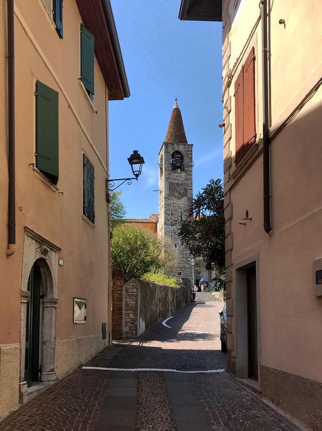 La Pieve è una delle cose da vedere a Tremosine sul Lago di Garda
