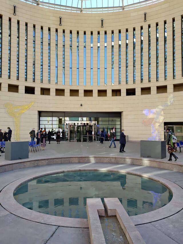 Il Mart di Rovereto è uno dei più importanti musei italiani d'arte contemporanea