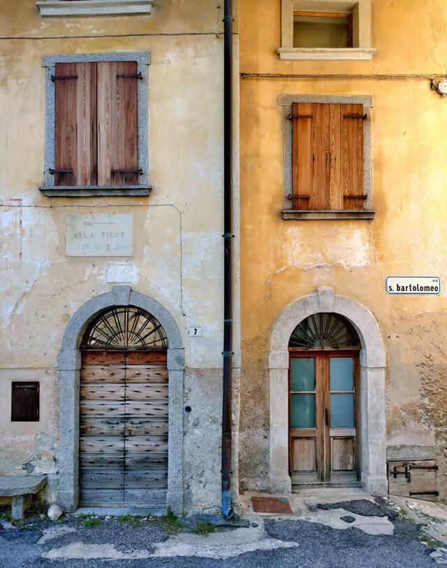 Vesio è il borgo più grande di Tremosine