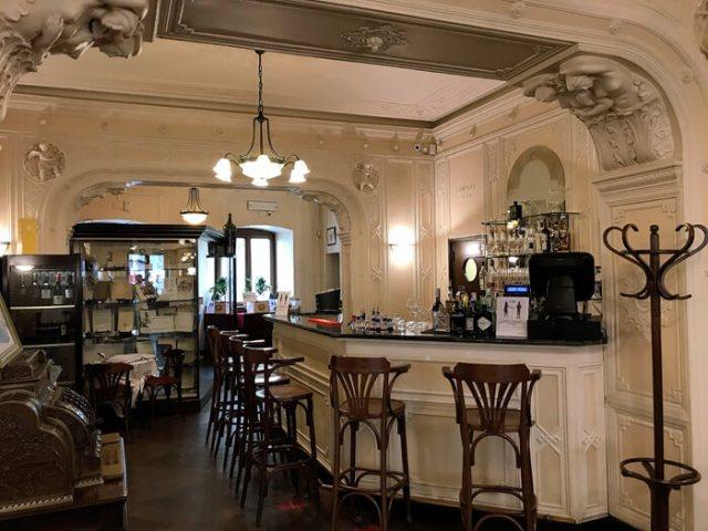 Il Caffè Tommaseo è il caffè storico più antico di Trieste