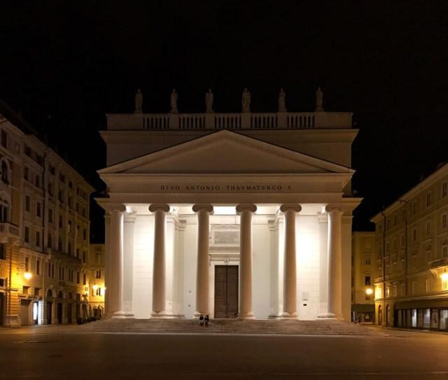 Trieste è una città molto asburgica e italiana allo stesso tempo