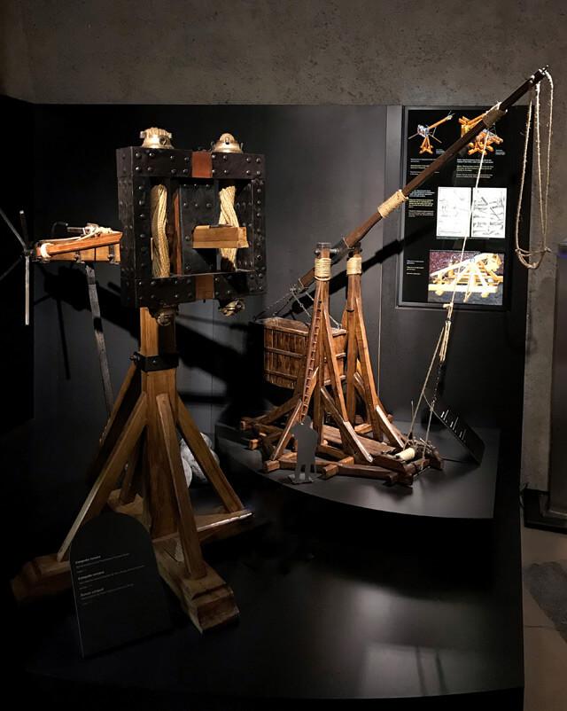 Il Forte di Bard in Valle d'Aosta ospita il Museo delle Fortificazioni militari
