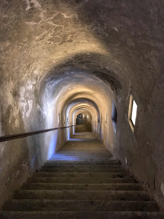 Il Forte di Bard è da vedere in un tour dei castelli in Valle d'Aosta