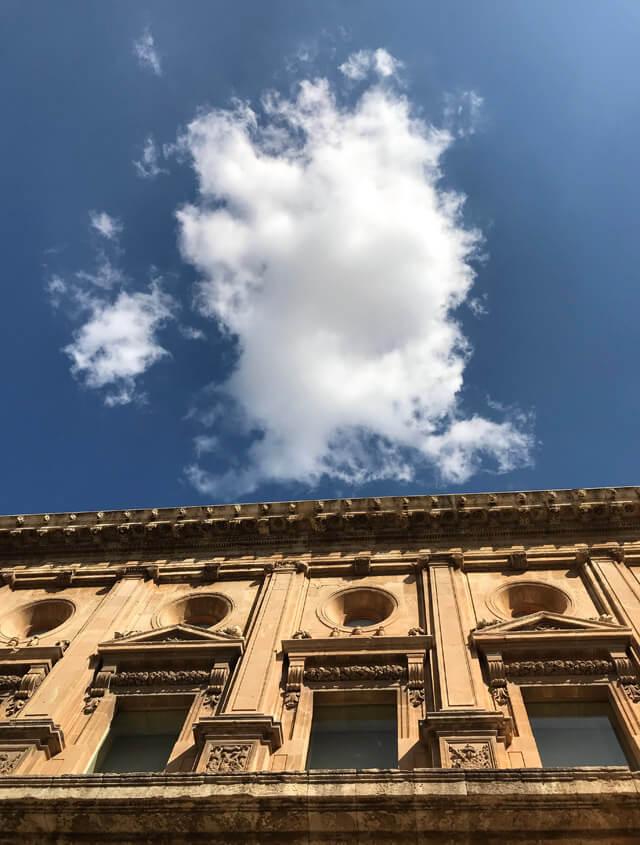 Cosa fotografare a Granada? L'Alhambra e il Palazzo di Carlo V