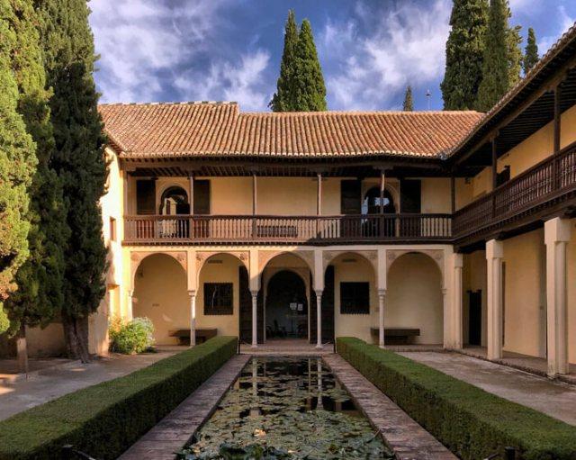 La Casa del Chapiz è un monumento da vedere a Granada
