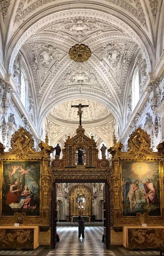 La Cartuja di Granada è un capolavoro barocco dell'Andalusia