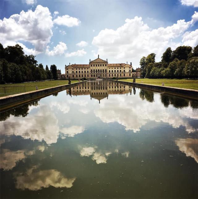 Villa Pisani a Stra è uno dei posti più belli da visitare in Veneto