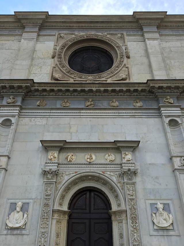 La Cattedrale di San Lorenzo a Lugano è una bellezza da vedere in Ticino