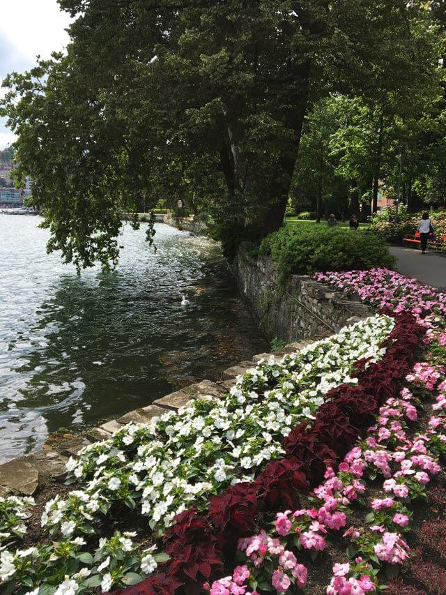 Parco Ciani a Lugano è una delle cose da vedere in Ticino