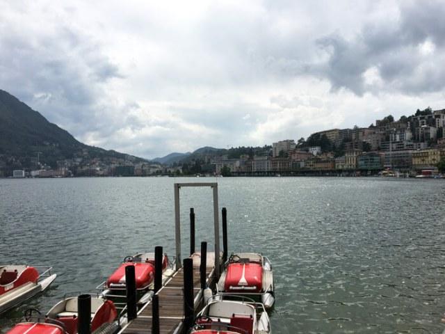 Posti più belli del Ticino? Il Lungolago di Lugano