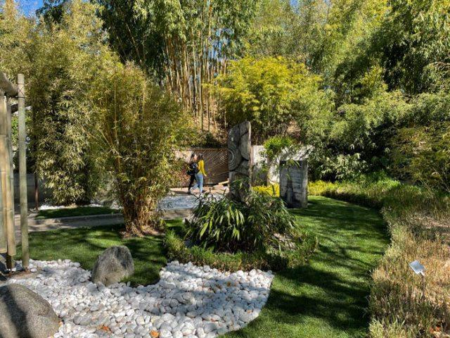 I Giardini Trauttmansdorff di Merano hanno un angolo giapponese nel bosco