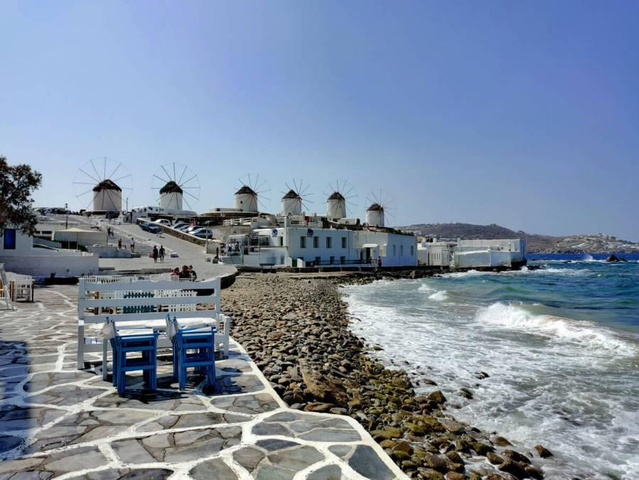 Vacanza a Mykonos consigli