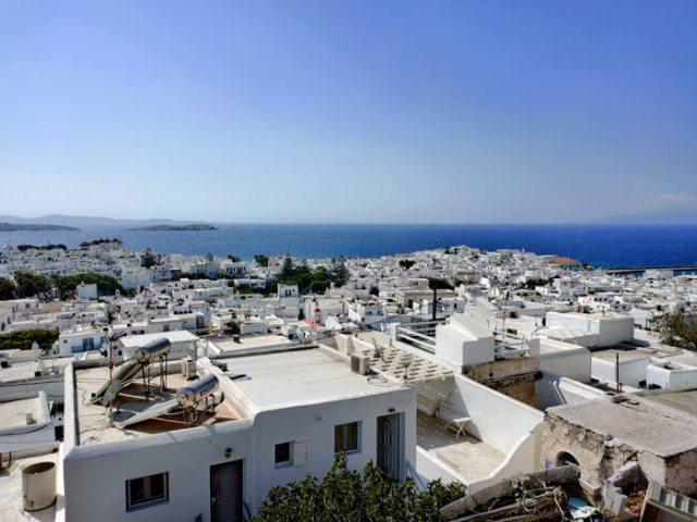 Mykonos Town è il centro da vedere a Mykonos