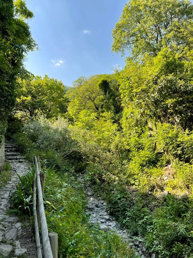 Il Giardino della Valle è una cosa da vedere a Cernobbio