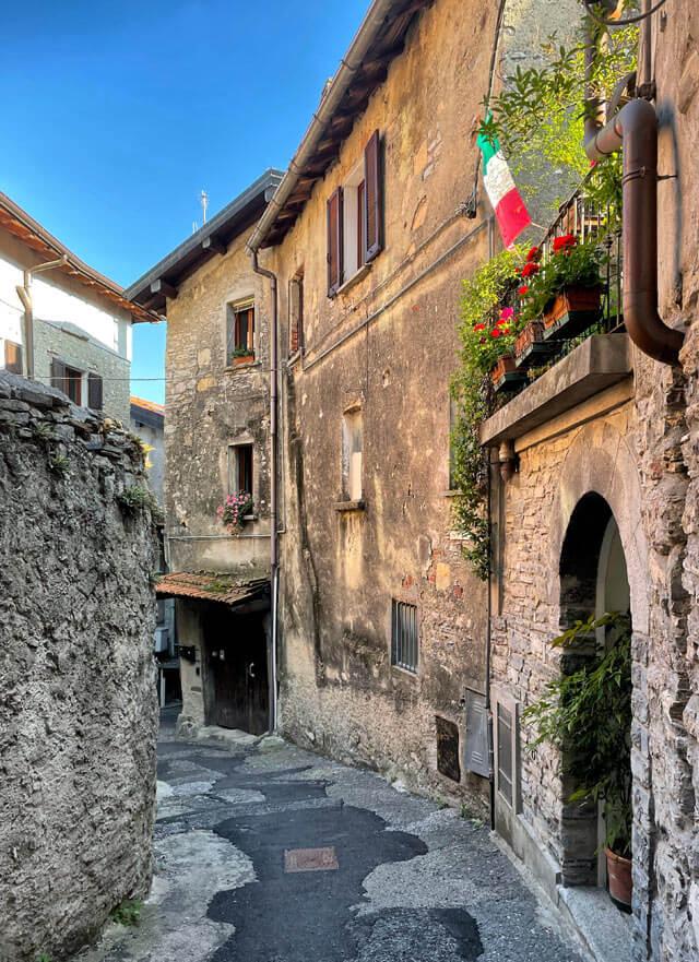 Rovenna è una frazione di Cernobbio con affascinante borgo antico