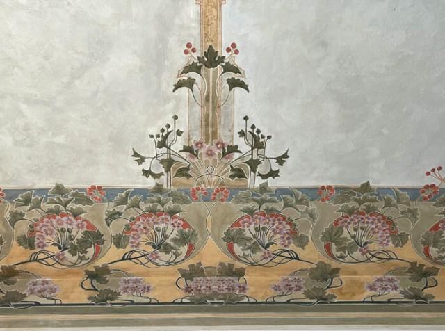 Villa Bernasconi a Cernobbio era la casa dell'imprenditore serico Davide Bernasconi