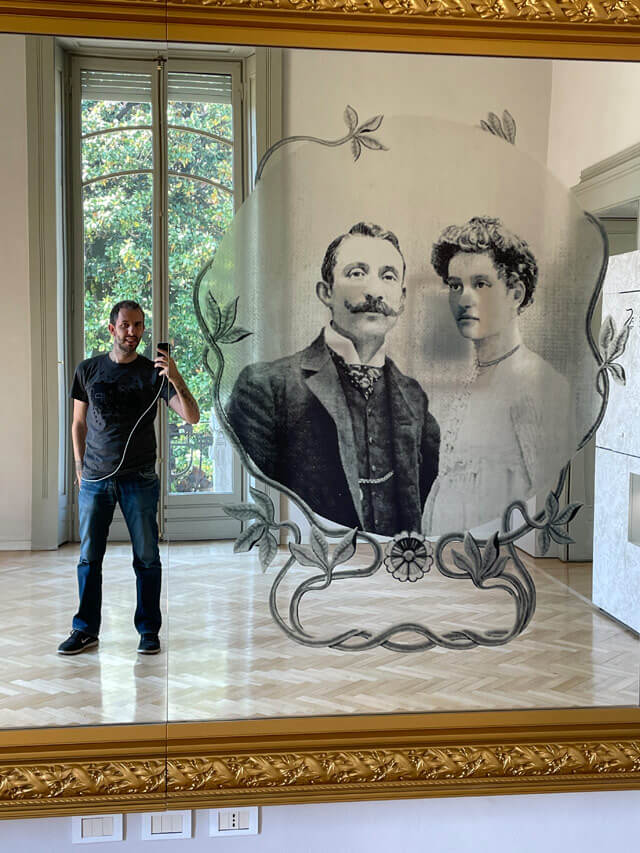 Cosa vedere a Cernobbio? Il museo di Villa Bernasconi