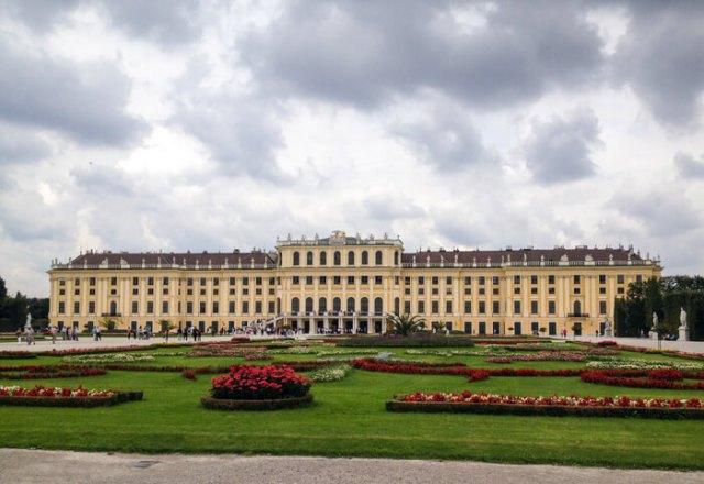 Che foto fare a Vienna? Si parte dal Palazzo di Schönbrunn