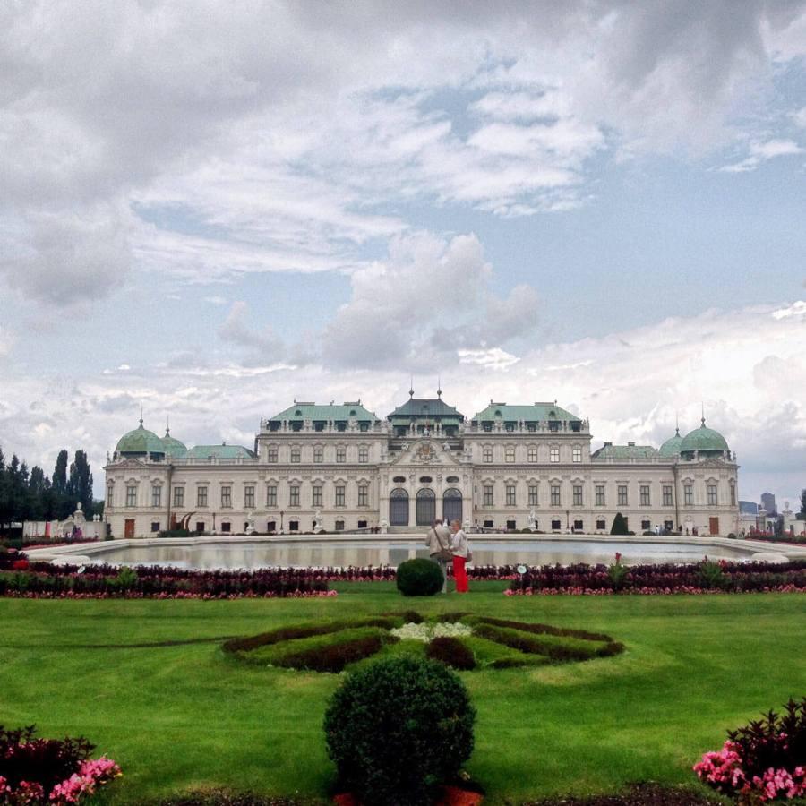 Foto da fare a Vienna