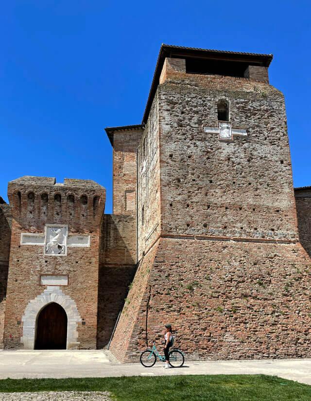 Castel Sismondo è da vedere a Rimini in Romagna