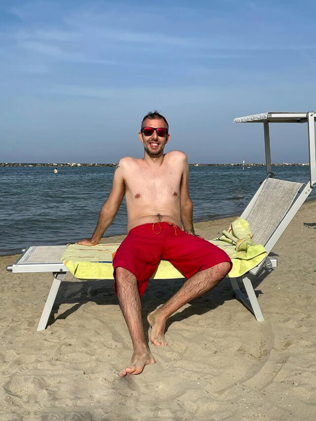 Cosa fare a Bellaria-Igea Marina? Godersi il relax in spiaggia