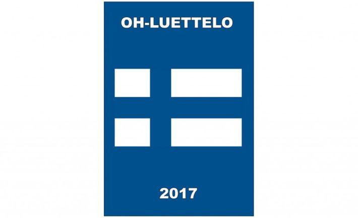Suomen lippu kirjan kannessa.