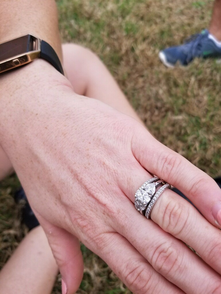 Cheerleader Loses Wedding Ring Set In Oldsmar, SRARC Recovers It