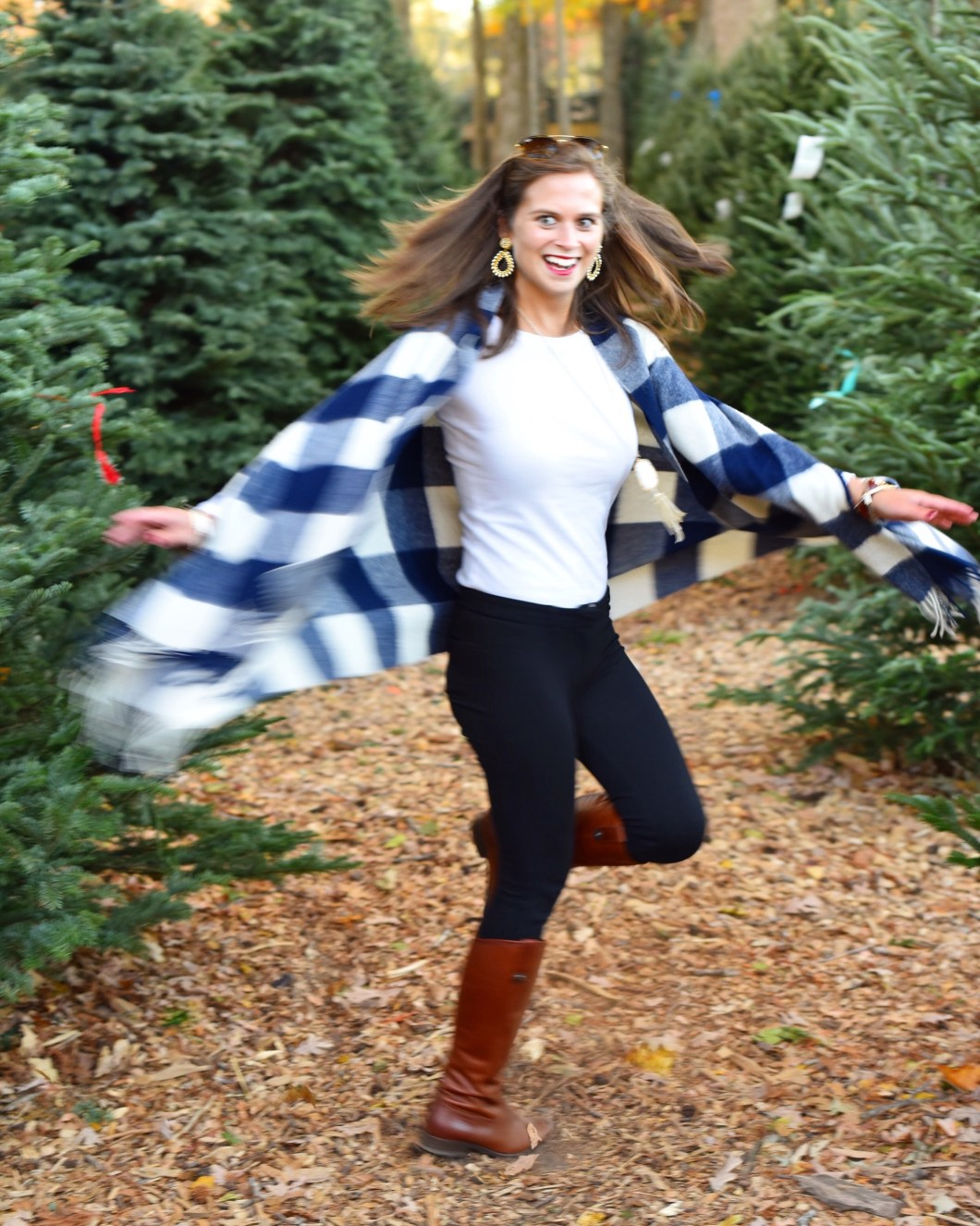 Twirling into the Holidays like...
