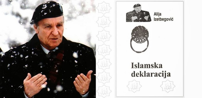 Резултат слика за Islamska deklaracija