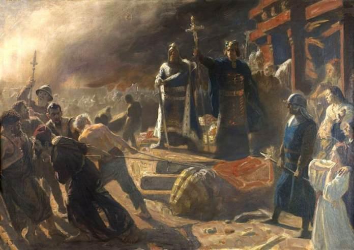 РАЗЛИКЕ ИЗМЕЂУ ПРАВОСЛАВНЕ И КАТОЛИЧКЕ ЦРКВЕ И ШТА СМО ТО ЗАБОРАВИЛИ? 11