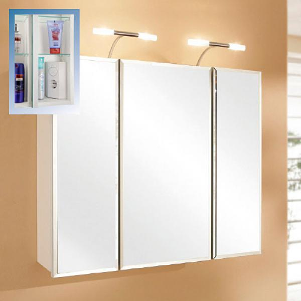 Badezimmer Spiegelschrank Mit Beleuchtung Bauhaus Home