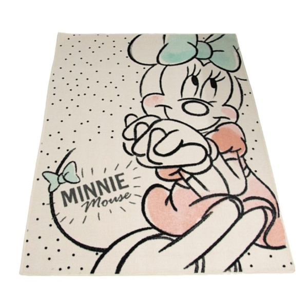 minnie mouse teppich # 6