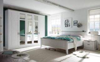 Schlafkontor   Schlafzimmer Lima in weiß/taupe von HARDECK ...