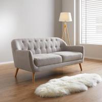 Zweisitzer Sofa In Grau Anela Von Momax Ansehen