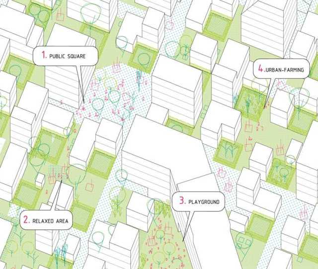 Project Entry  Europe The Commons Participatory Urban Neighborhood Vienna Austria
