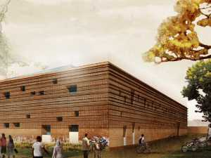 Training center for sustainable construction, Marrakesh