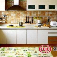 Apple Kitchen Rugs Sink Ideas 攻略 如何挑选适合厨房使用的地毯 新浪家居 二 挑选厨房地毯注意事项