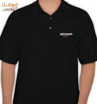 Amazon-logo Personalized Polo Shirt at Best Price ...